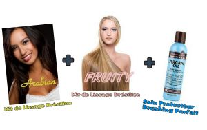 Offre Total Lisse Duo : Arabian + Fruity + Renpure Blow Out (4 produits)