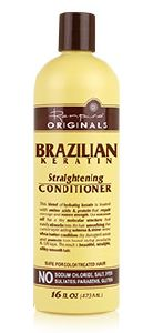 Renpure : Brazilian Keratin Conditioner Lissant (473ml)