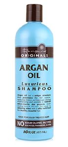 Lot de 20 : Renpure : Shampooing Luxurious Argan Shampoing sans SLS (473ml)
