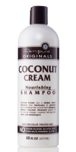 Renpure : Coconut Cream Shampooing Nutrition sans SLS (473ml)