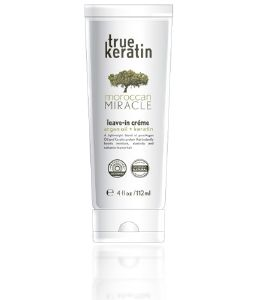 True Keratin : Leave In Marrocan Miracle Soin Intense