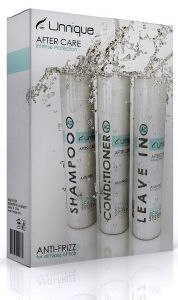 Unnique After Care : Essentiel Anti Frizz Sans Sulfates 300ml x 3