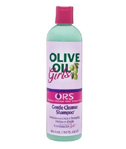 ORS Olive Oil Girls : Shampooing Hydratant et Démêlant