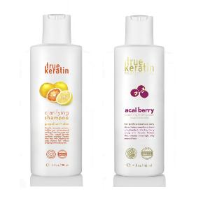 True Keratin Acai Berry - Lissage Brésilien : Silky Smooth (Soyeux & Lisses)