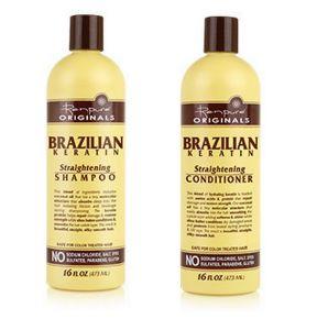 renpure brazilian keratin shampooing sans sls conditioner king size. Black Bedroom Furniture Sets. Home Design Ideas
