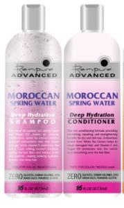 Renpure Advance : Maroccan Spring Water : Hydratation Intense (Shampooing + Conditioner)