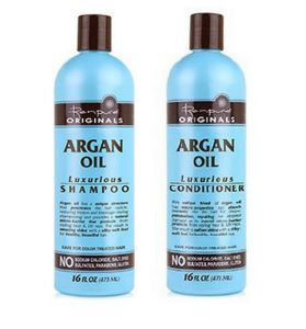 Lot de 20 Lignes : Renpure : Shampooing Argan Shampoing sans SLS + Conditioner King Size