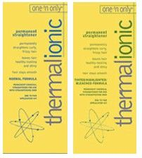 Lissage Thermal Ionic - Formule High & Color