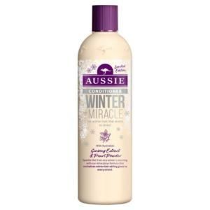 Aussie Miracle Winter Après Shampooing 300ml