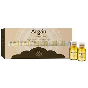 Hair Care : Elixir Argan Sublime pour cheveux fragiles - 6 fioles