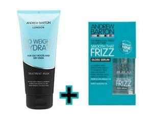 Pack : Masque Soin + Sérum Lissant Andrew B